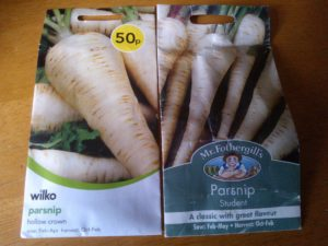 how to grow parsnips from seeds