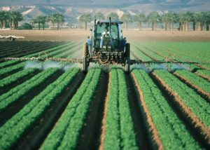 farming industry pesticides